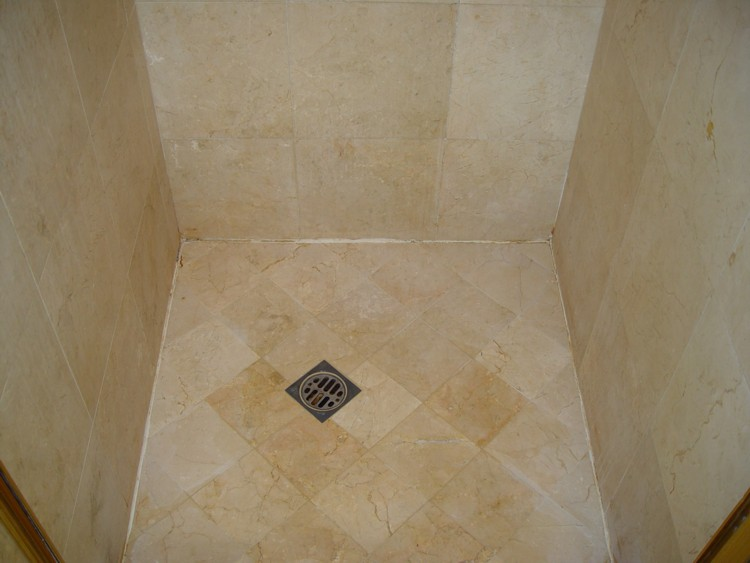 Marble Polishing Crema Marfil Bathroom Stone Restoration Stone Restoration By Nutech