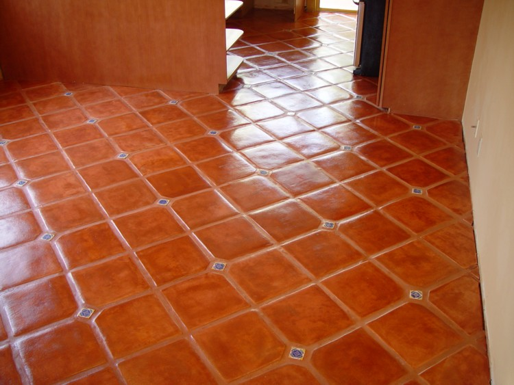 Can you stain ceramic tile