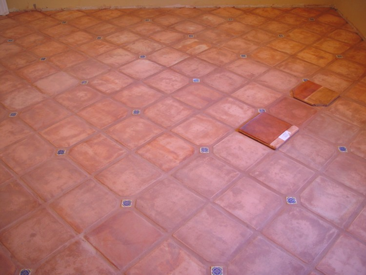 Paver floor staining coloring and sealing | Stone ...